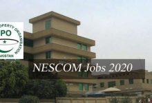 Photo of Latest NESCOM Jobs 2021